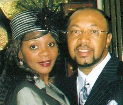 Pastor Kerry and Octavia Brashears