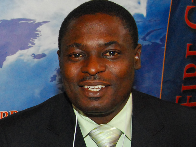 Apostle John Afolayan (Founder of His Voice Cathedral Int'l Ministry)