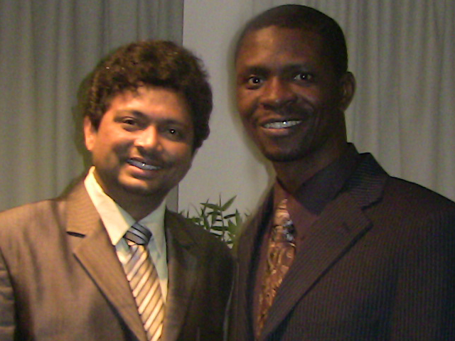 Pastor Johnson Karuna (Jesus Heals Ministries, India)